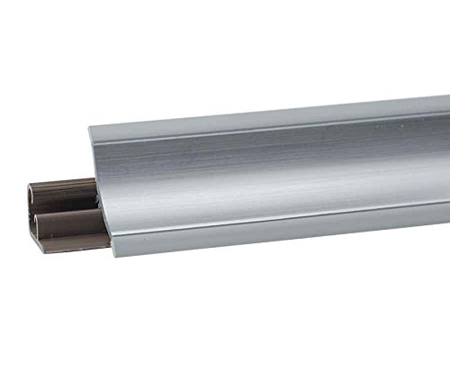 Aluminium Abschlussleiste für Küchenarbeitsplatten